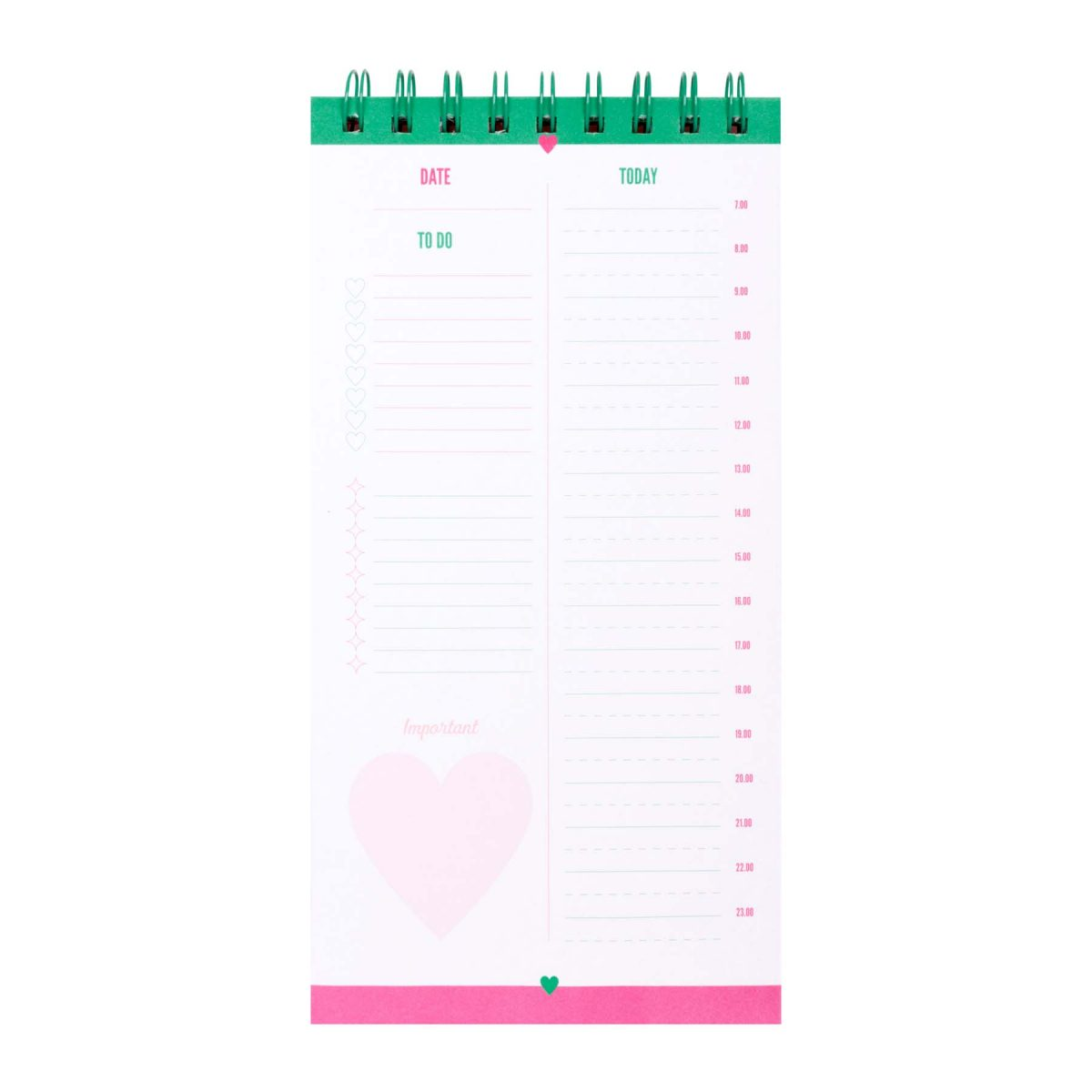&anne stationery - things to do list - planner